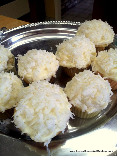 coconut cupcakes scratch recipe