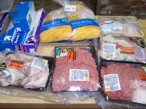 meats on sale
