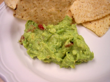 chip and guacamole