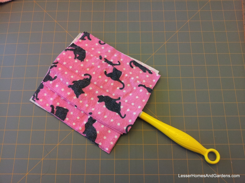 swiffer sewing project