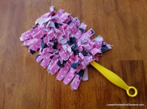 swiffer duster sewing project