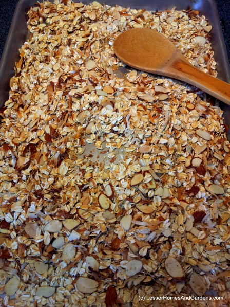 Cranberry Coconut Granola Bars